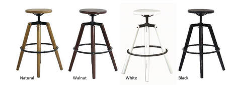 Buxton Bar Stool