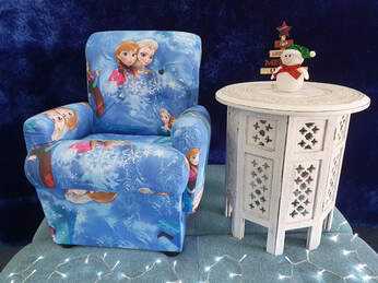 Frozen Kid's Chair - children's furniture